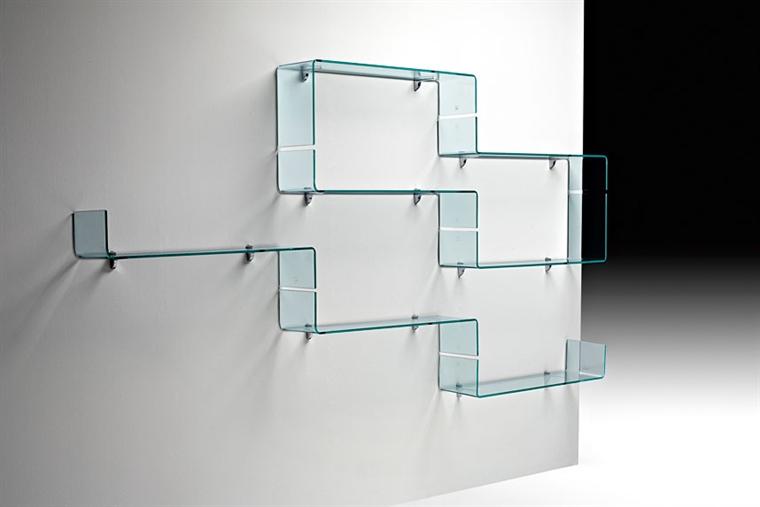 Estante De Vidro Temperado : Prateleiras de vidro jp vidros temperados